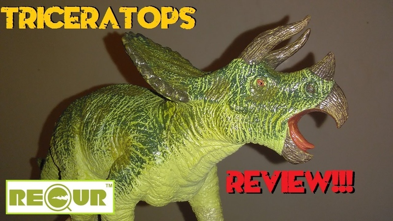 Recur Triceratops Review