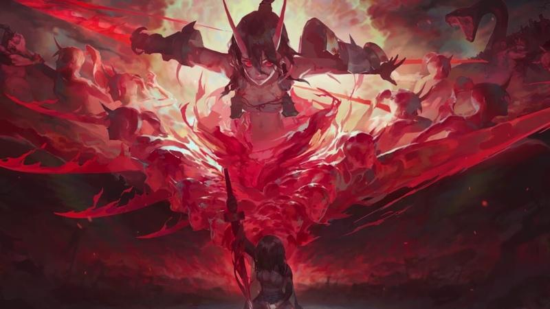 Powerwolf Nightcore Army of the Night Female