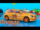 Colorful cars.. new colors are added red,yellow,blue,green,orange,pink,white,black,brown,purple