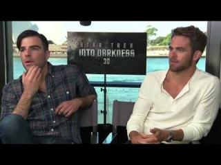 Chris Pine remembers the time he just wore a loin cloth