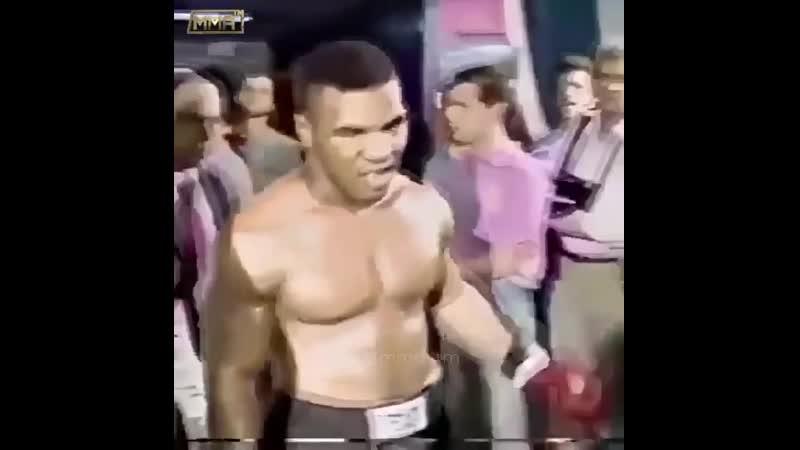Майк Тайсон настоящий зверь бокса 💥🥊