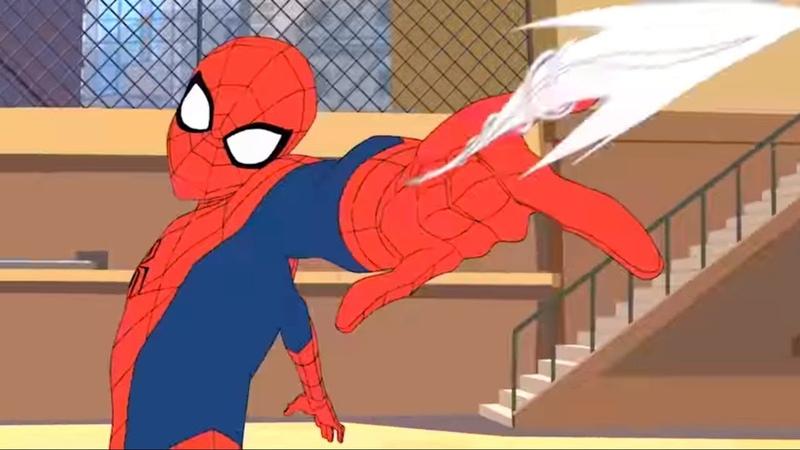 MARVEL Человек паук 2017 сезон 2 серия 20 Совершенно новый день