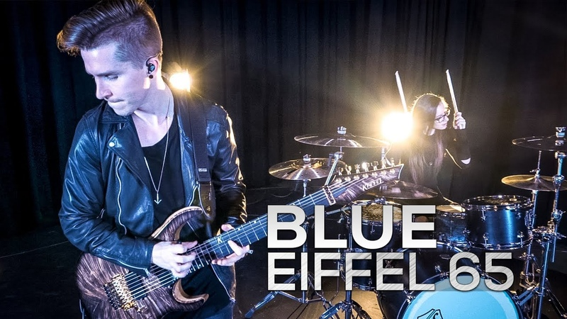 Blue - Eiffel 65 - Cole Rolland Kristina Schiano (Cover)