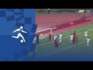 Испания — Кот-д'Ивуар. Футбол (муж). 1/4 финала. Олимпиада-2020. Обзор матча