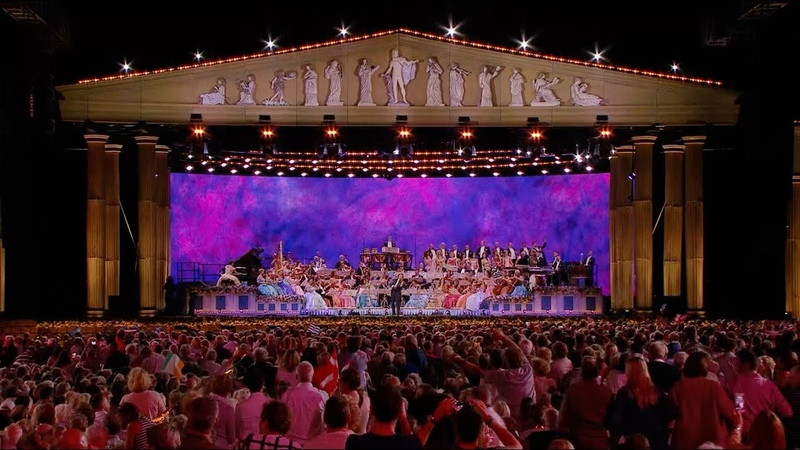 FULL DVD Love in Maastricht André Rieu