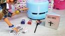Бабушка в шоке! Мини для Барби с Алиэкспресс купили робот пылесос, Библию и селфи палку для кукол!!