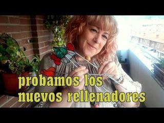 PROBANDO LOS NUEVOS RELLENADORES  video- 362