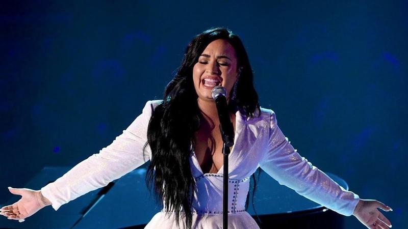 Demi Lovato 'Anyone Live Vocal Showcase Grammy's 2020