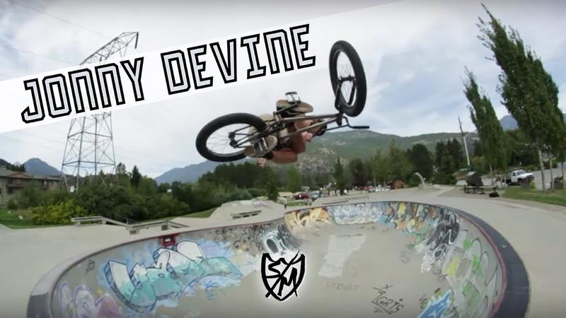 SM BMX - Jonny Devine 2020
