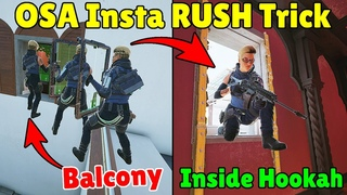 OSA *NEW* Rush Trick That Will Change Coastline Forever - Rainbow Six Siege Crystal Guard