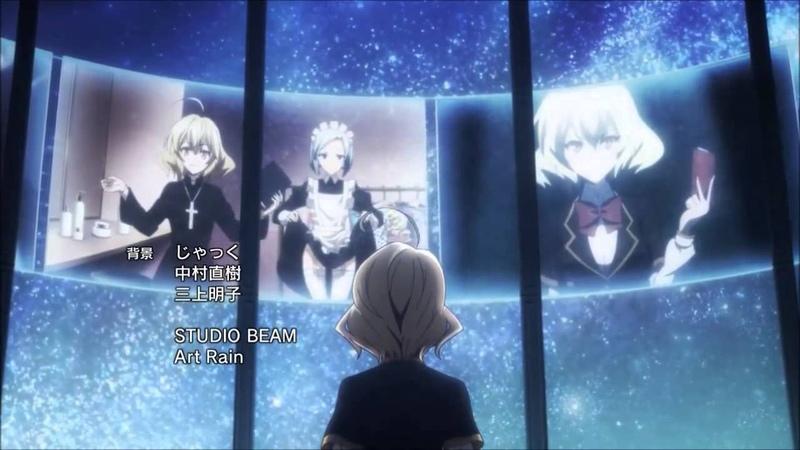 Akuma No Riddle - Nio Hashiri ending