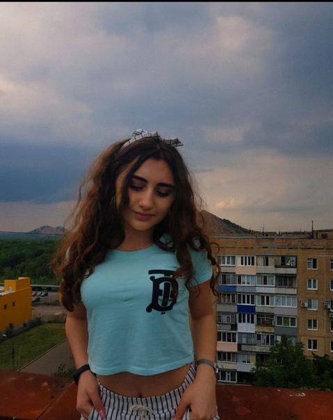 Карина Степанян, Донецк, Украина