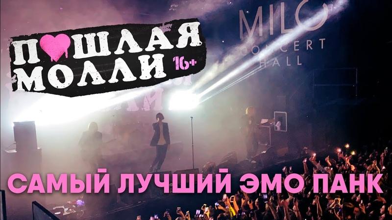ПОШЛАЯ МОЛЛИ Самый лучший эмо панк 21 02 2020 Нижний Новгород