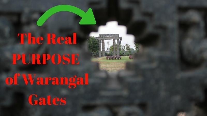 Sacred Secret Of Warangal Gates - Ancient Mystery of India
