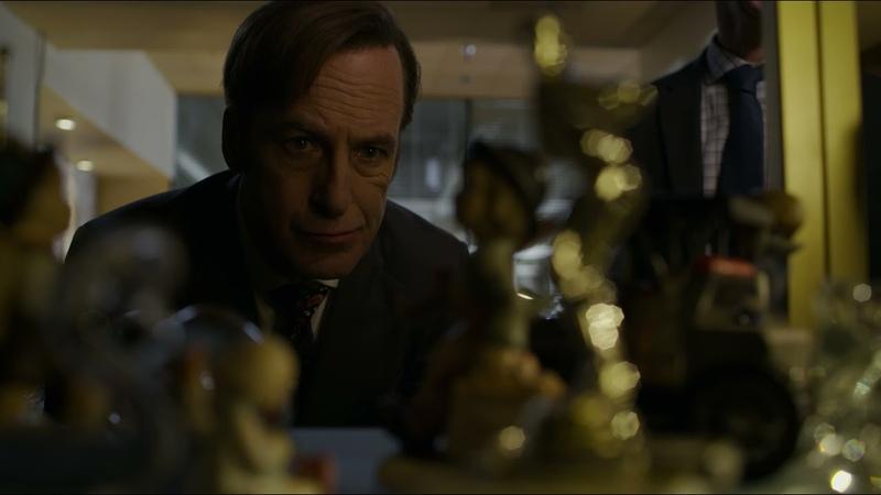Better Call Saul Лучше звоните Солу Джимми приходит устраиваться на работу Часть 1