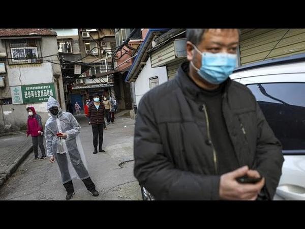 China atmet auf und blickt fassungslos Richtung Westen