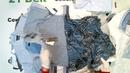 №4678 Рубашки мужские летние сток цена 1390 руб. за 1 кг. вес 8 кг./34 шт/11100 руб/327 руб за 1 шт