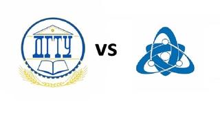 Highlights АТОМ (г. Волгодонск) vs ДГТУ | 1/2 | Чемпионат Ростовской области волейбол