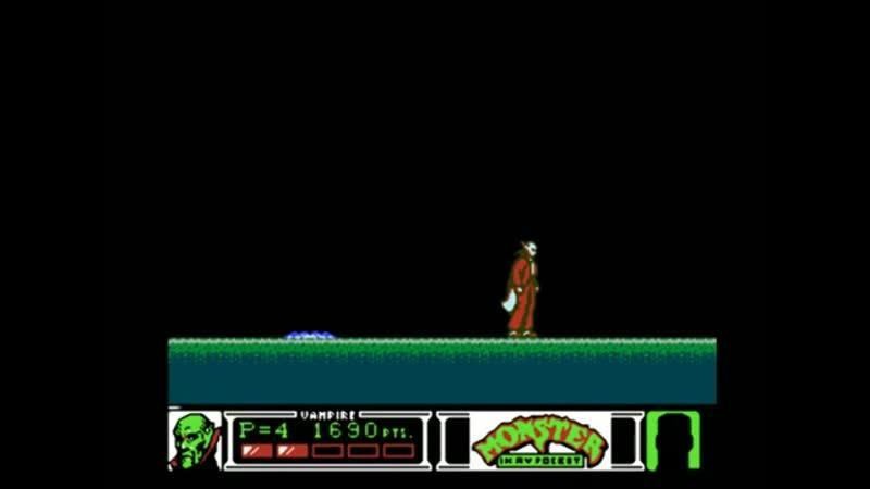 Maelstrom Monster in my Pocker NES