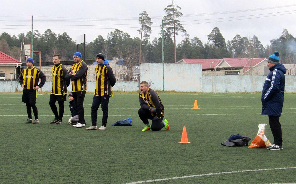 Коврвоский футбол