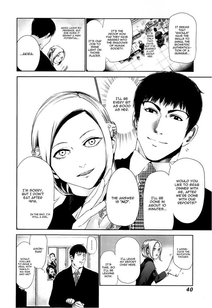 Tokyo Ghoul, Vol.9 Chapter 81 Subordinate, image #18