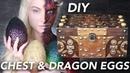 Making Daenerys Dragon Eggs Chest | Game of Thrones