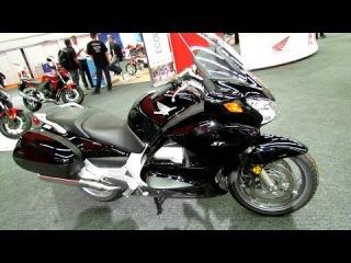2014 Honda ST1300 Walkaround - 2014 Montreal Motorcycle Show
