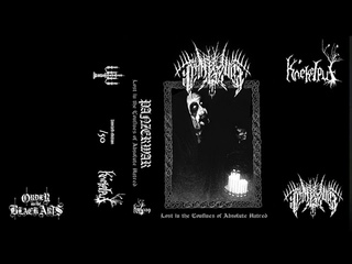 Panzerwar - Lost in the Confines of Absolute Hatred (full album, 2020)