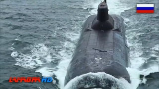 The Largest Submarine In The World : Typhoon-Class Submarine ( Project 941 Akula )