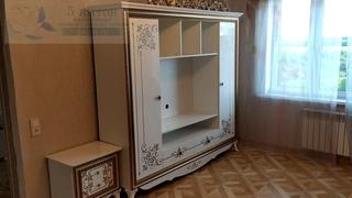 Гостиная и Спальня Стефани, белая + золото